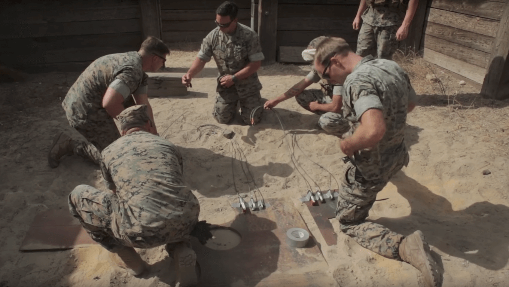 U.S. Marines Are Testing 3D Printed Explosives for Use in Battlefield | All3DP