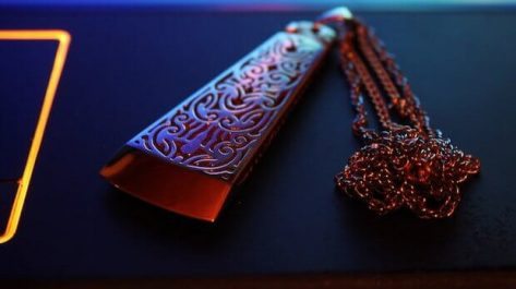 Featured image of New Zealand Artist Creates Stunning 3D Printed Maori Art Pendants