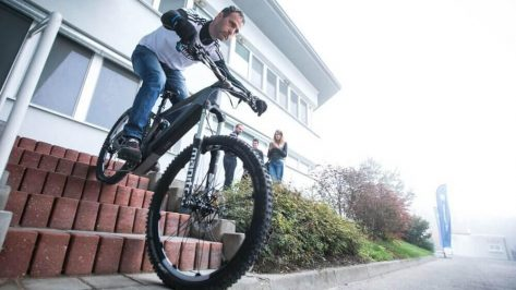 Featured image of Kinazo Design and Volkswagen Collaborate on 3D Printed Electric Mountain Bike