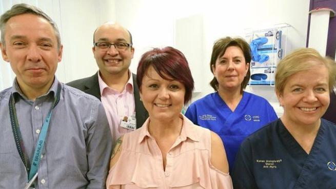 Surgeons Rebuild Cancerous Jaw with Unique 3D Printed Titanium Implant   All3DP