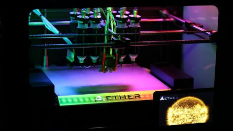 Featured image of MIT and Aether Collaborate to Test New Biomaterials Using Aether 1 Bioprinter