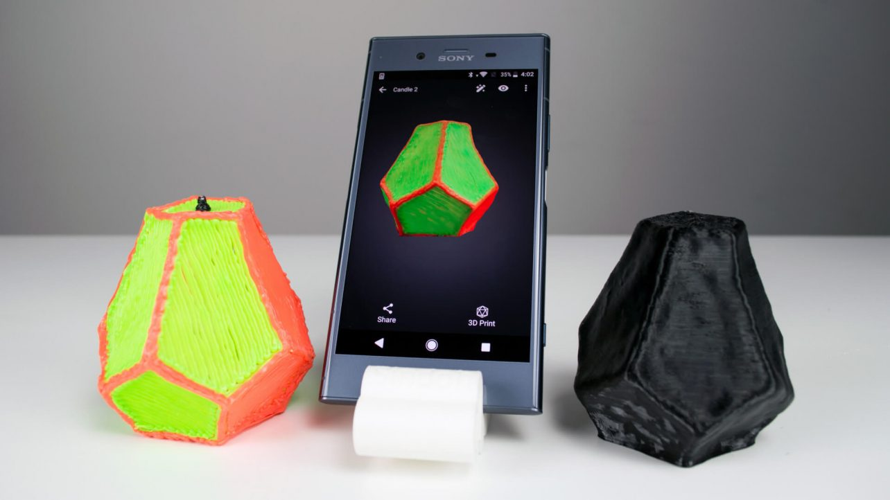 Sony 3d Creator Review A Scanner In Your Pocket All3dp Deep Cool Z5 Featured Image Of