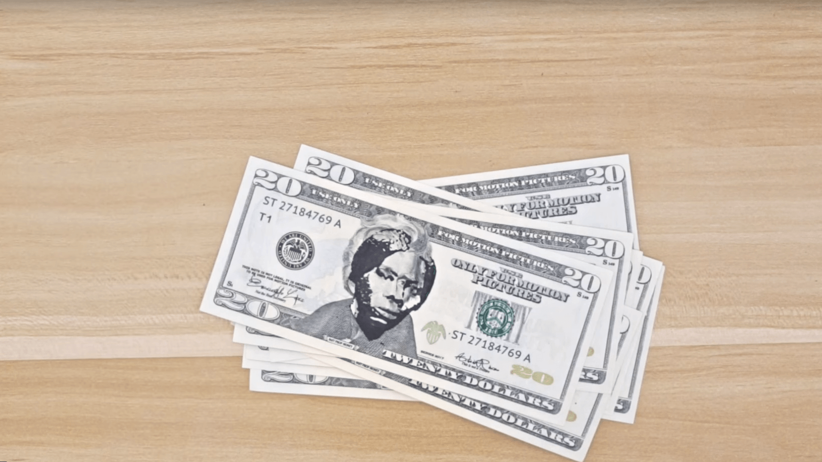 3D Printed Stamp Allows You to Put Harriet Tubman on Your $20 Bills | All3DP