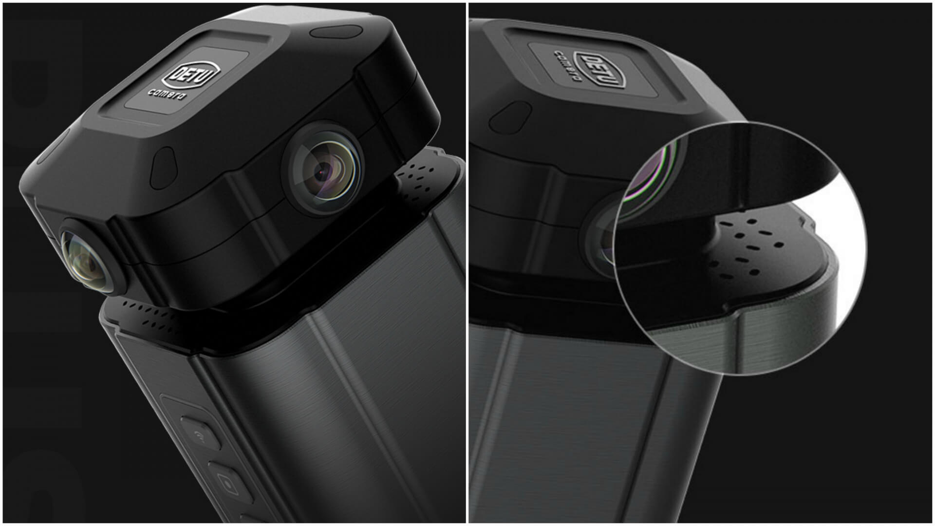 Detu to Release 8K 360 Degree VR Camera | All3DP
