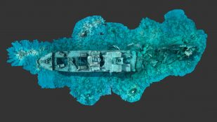 Featured image of Researchers Digitize WW2 Shipwreck, Viewable in VR