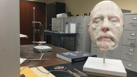 "Featured image of 3D Printing Helps Blind ""See"" Civil War Artifacts at Virginia Museum"