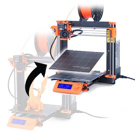 Prusa Research Offers MK3 Upgrade Kit for Older MK2/S Models