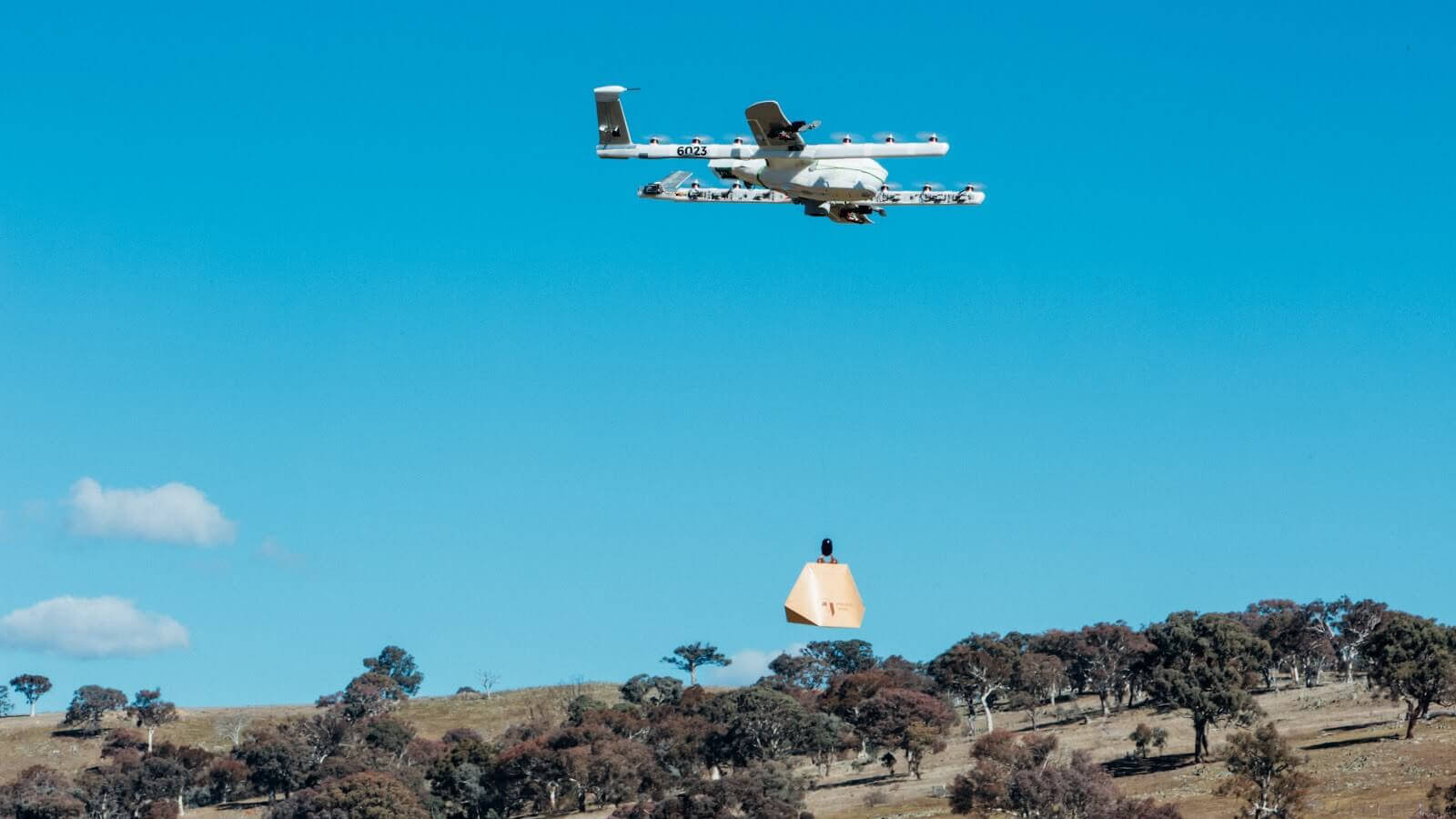 Drone Delivers Burritos and Medical Supplies in Rural Southeast Australia | All3DP