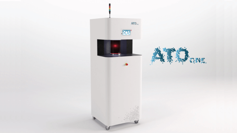 ATO One Atomization System Puts Power of Metal Powder Production in Your Hands | All3DP
