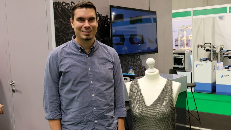 Image of Formlabs Fuse 1 3D Printer: Review the Facts: Interview with Formlabs Lead Engineer Eduardo Torrealba
