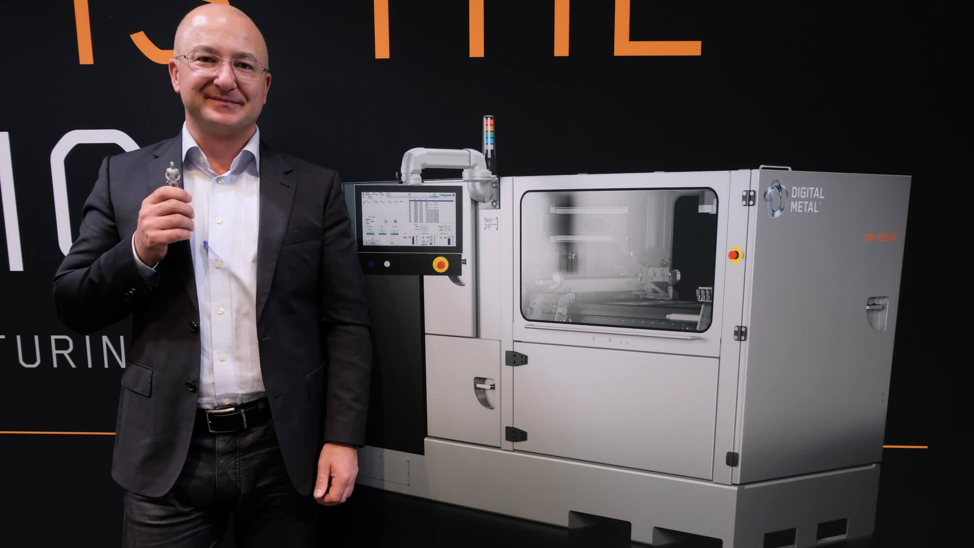 Interview With Digital Metal: One Giant Leap For Small Metal 3D Printed Parts | All3DP