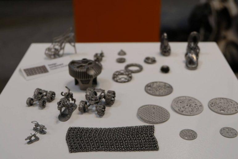 Image of Guide de l'imprimante 3D métal: Digital Metal