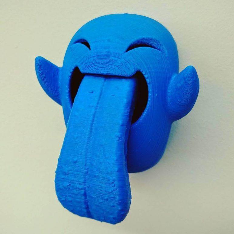 Изображение на Хелоуин от 3D печат: Графика Mega Ghost