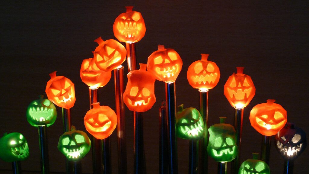 Featured image of Top 13 Scary Things to 3D Print Halloween