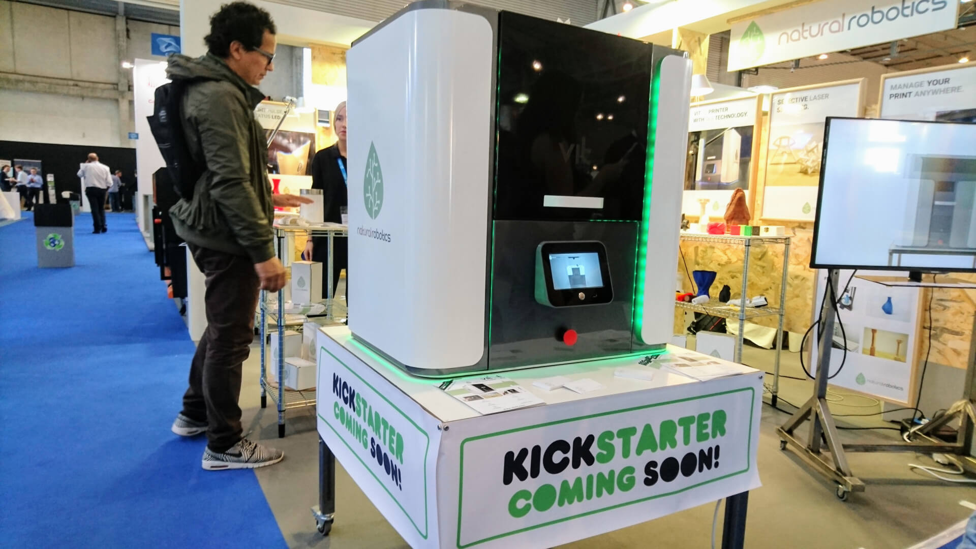 New VIT SLS Printer Launching Soon on Kickstarter | All3DP