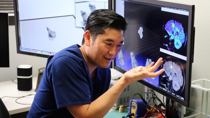 3D Prints of Brain Scans Aids Doctors with Diagnosis and Treatment | All3DP