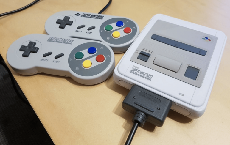 9 DIY Raspberry Pi SNES Classic Mini Cases to 3D Print Now | All3DP