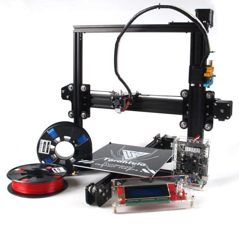 Image of Impresora 3D casera : Tevo Tarantula