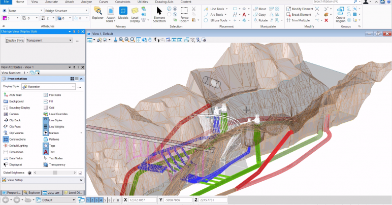 Image of Die 19 besten CAD-Programme (Professionelle CAD-Software): MicroStation