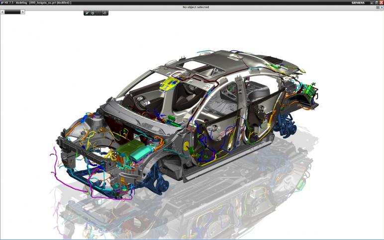 Image of Die 19 besten CAD-Programme (Professionelle CAD-Software): Siemens NX