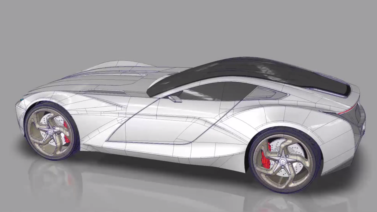 1. Learn the Basics of Automotive Design