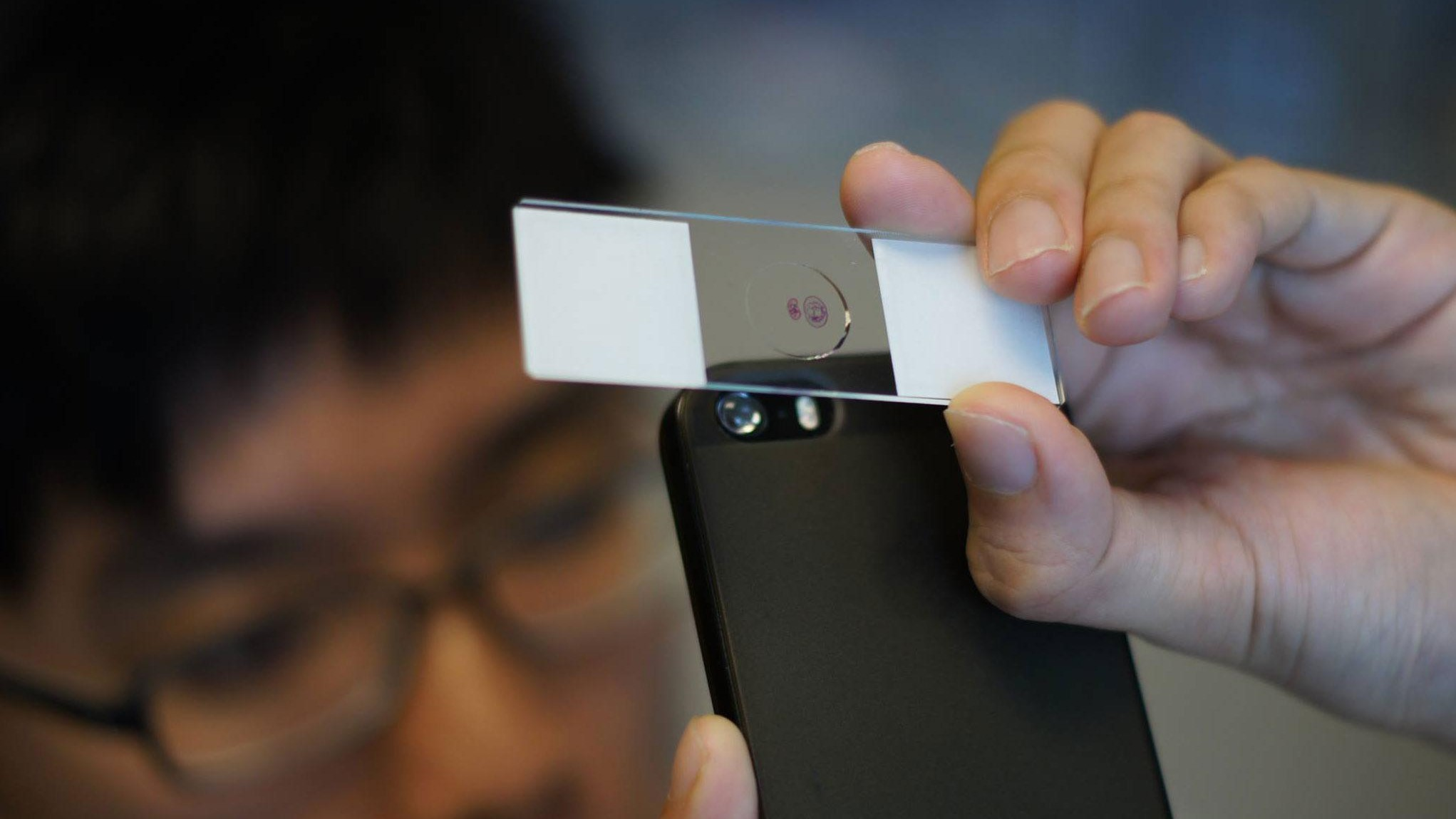 Researchers Turn Smartphone into a Microscope | All3DP