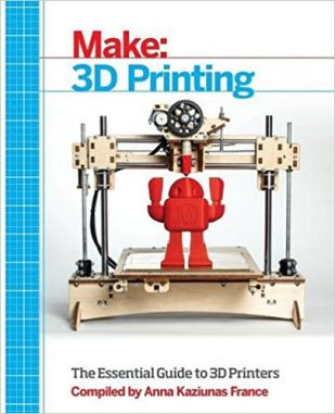 Product image of Make: 3D Printing