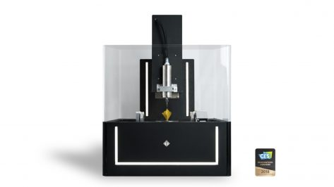 "Featured image of Ethereal Machines' ""5D"" Printer Earns CES Best of Innovation Award"