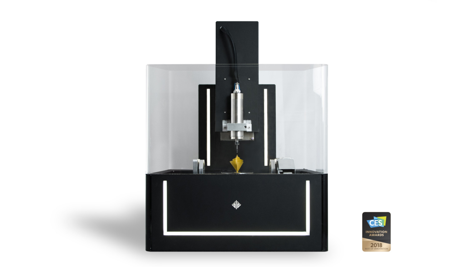 "Ethereal Machines' ""5D"" Printer Earns CES Best of Innovation Award 