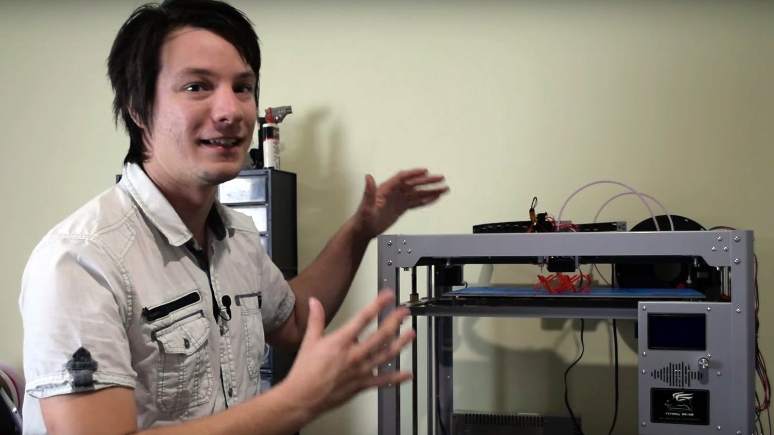 3D Printing YouTube Channel Maker's Muse Cries Foul at Flying Bear   All3DP