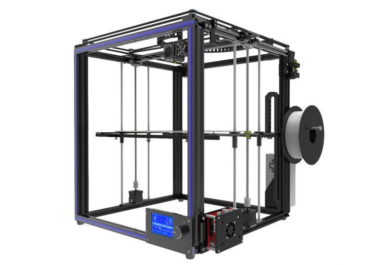 Image of Cheap DIY 3D Printer Kit: Tronxy X5S