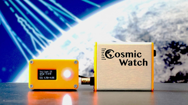Make Your Own Cosmic Particle Detector for Under $100 | All3DP