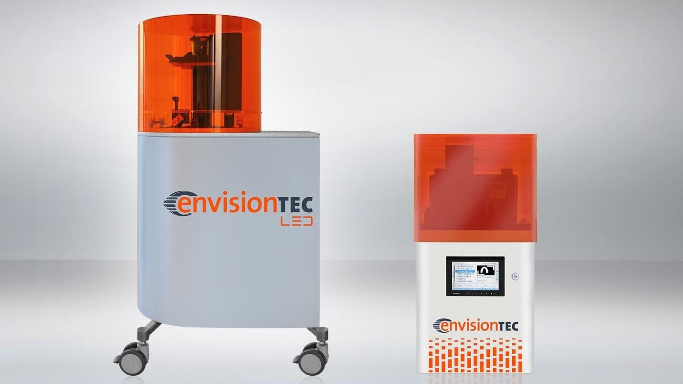 EnvisionTEC Rolls Out Two Production-Ready Printers at Formnext 2017 | All3DP