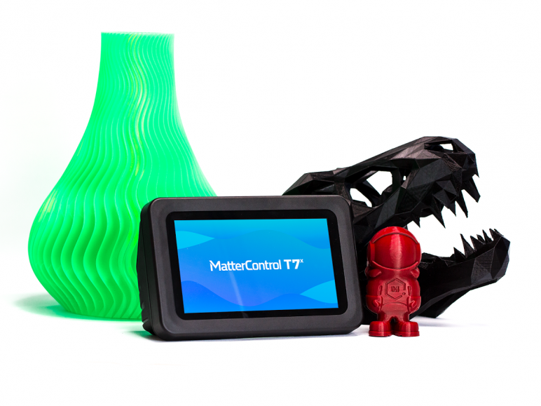 Image of MatterHackers Blue Friday: MatterControl T7X