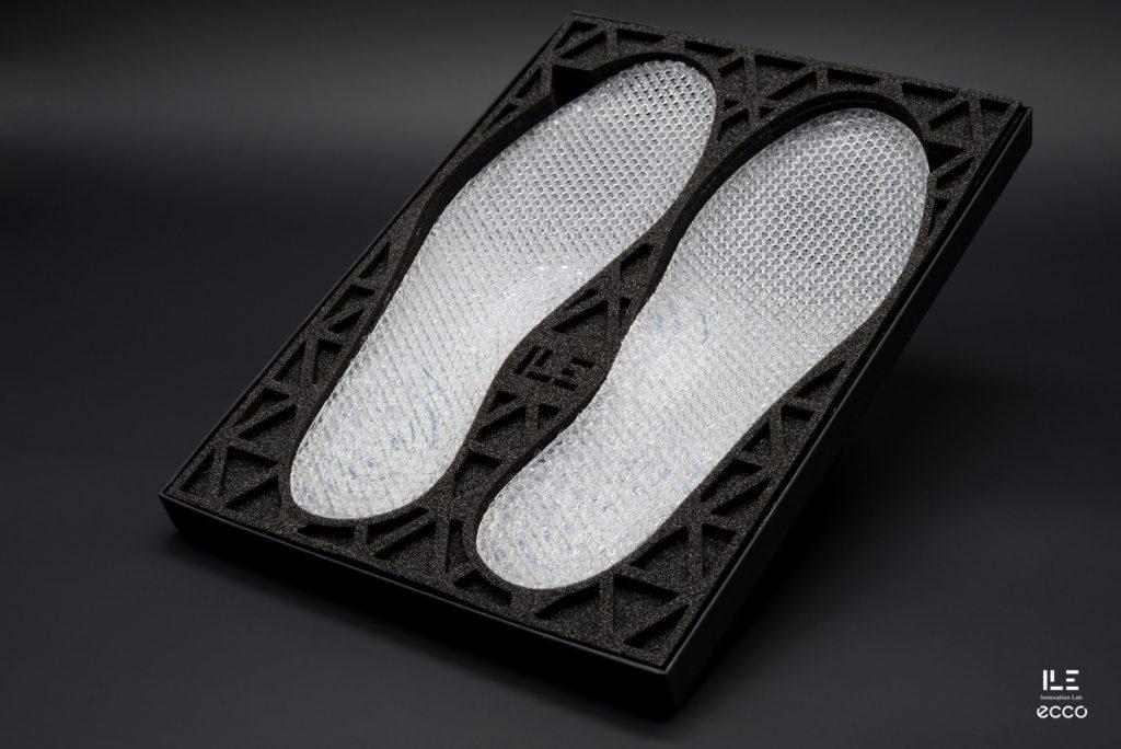 Quant-U 3D printed midsole