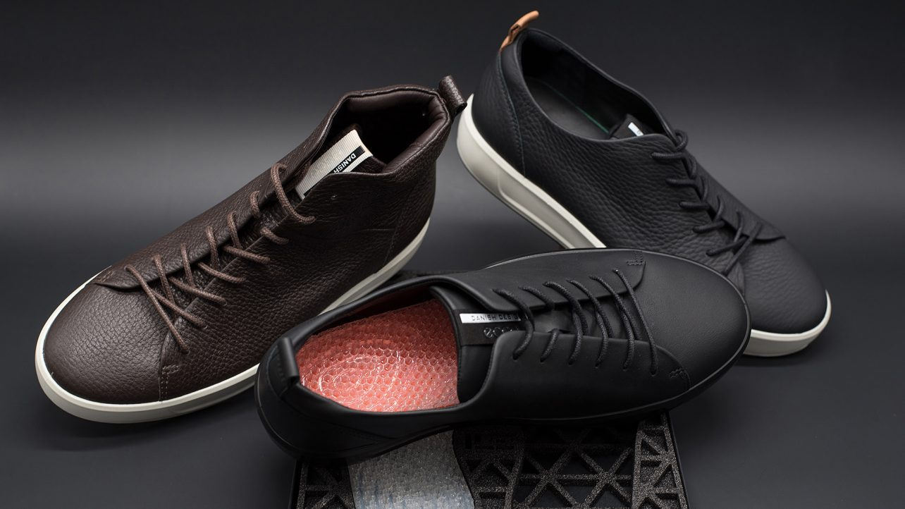 Featured image of ECCO Shoes to Offer 'Augmented' Quant-U 3D Printed Midsoles