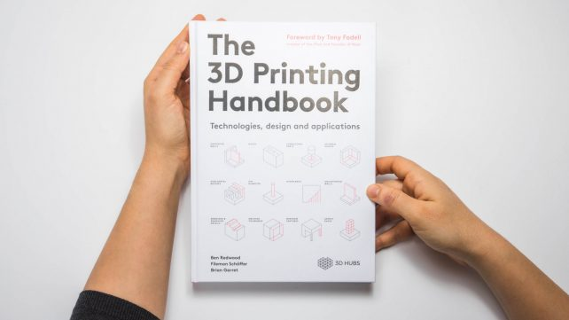 Featured image of This is the New 3D Printing Handbook from 3D Hubs