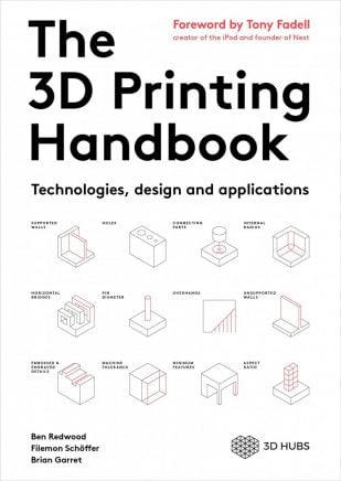 Product image of The 3D Printing Handbook