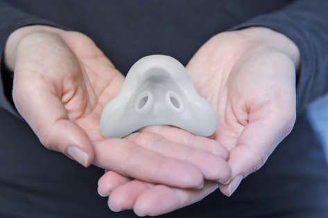 Featured image of Innovative 3D Printed Face Mask Gives Sleep Apnea Sufferers Breathing Relief