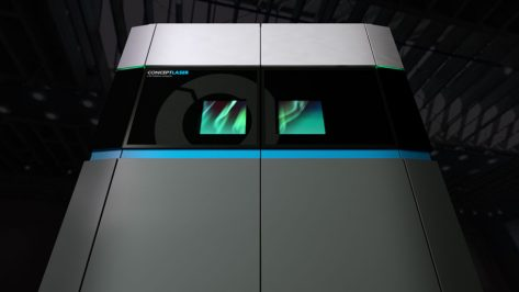 Featured image of GE Additive Unveils First BETA Metal 3D Printer From Project A.T.L.A.S. Program