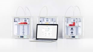 Featured image of Ultimaker Releases Cura Connect, Free 3D Printer Management Solution