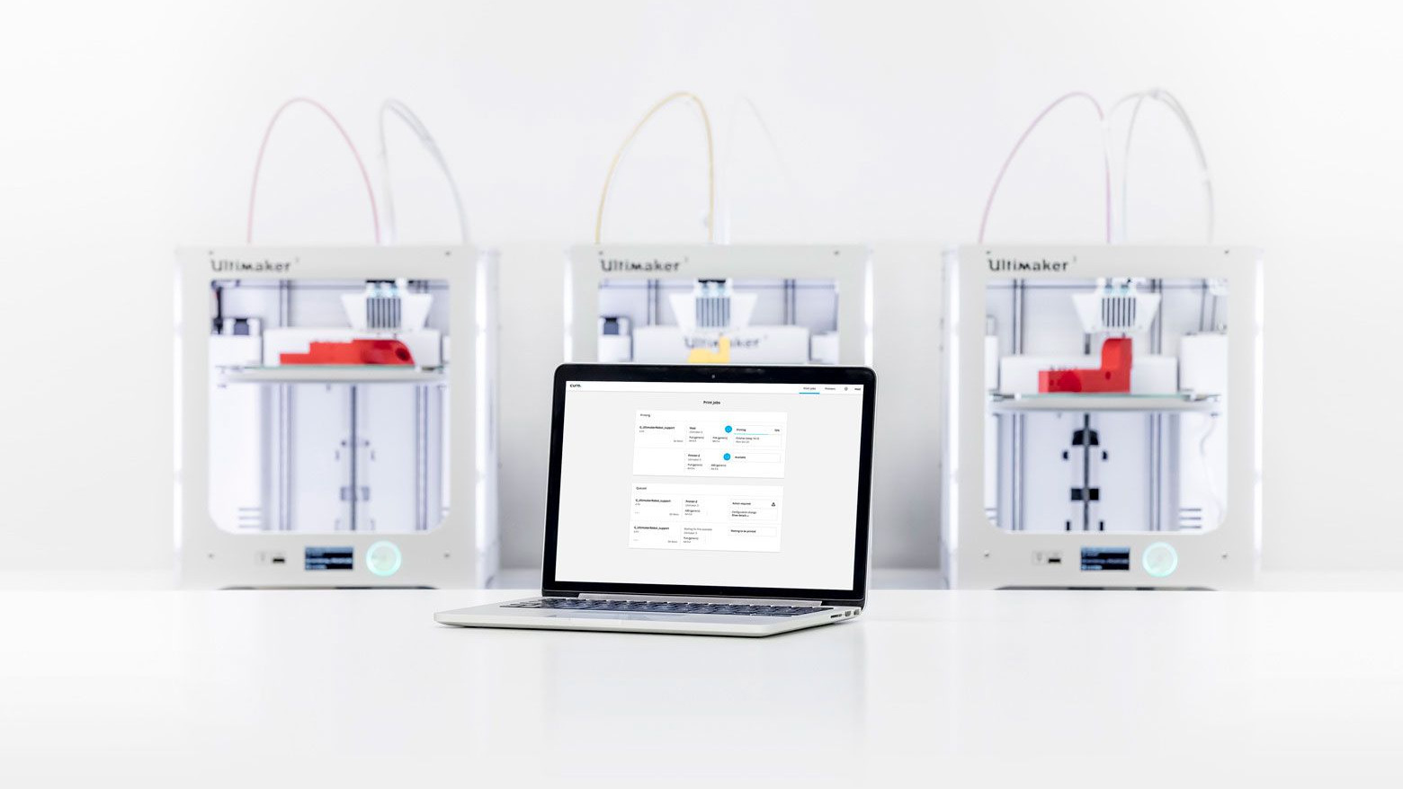 Ultimaker Releases Cura Connect, Free 3D Printer Management Solution | All3DP