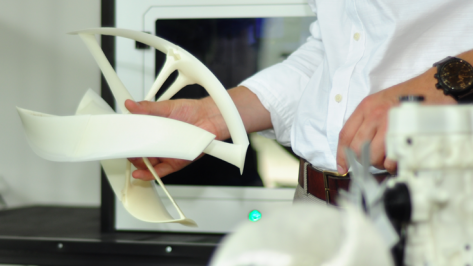 Featured image of Verashape Unveils VShaper 5-Axis 3D Printer at Formnext 2017