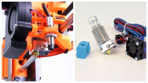 Featured image of 4 Best 3D Printer Extruder Hotends of 2018