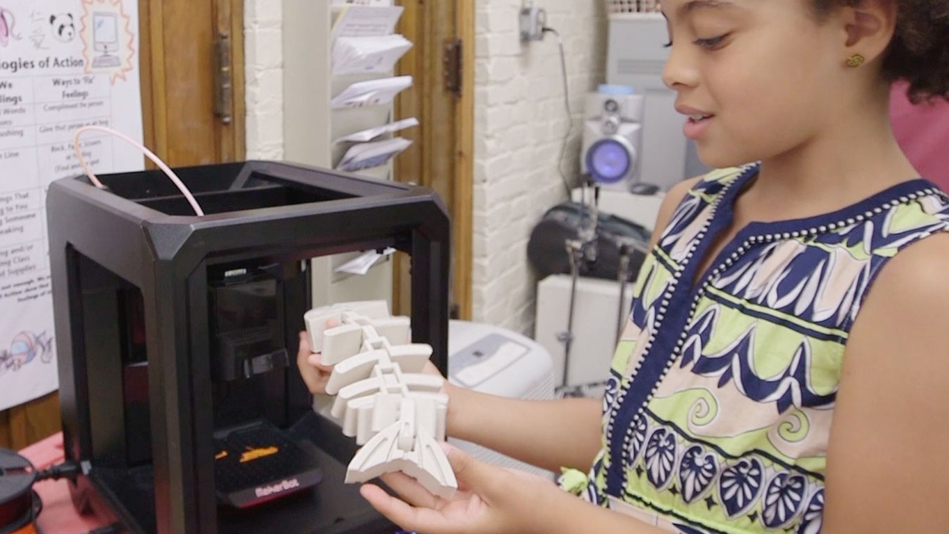 Students in Montclair Public Schools Learn with MakerBot 3D Printers | All3DP