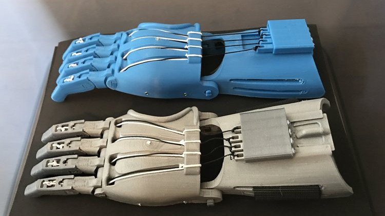 Taurus 3D Brings 3D Printed Prosthetics to Remote India | All3DP