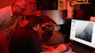 Featured image of LLNL Researchers Develop Process to Print Stronger Steel