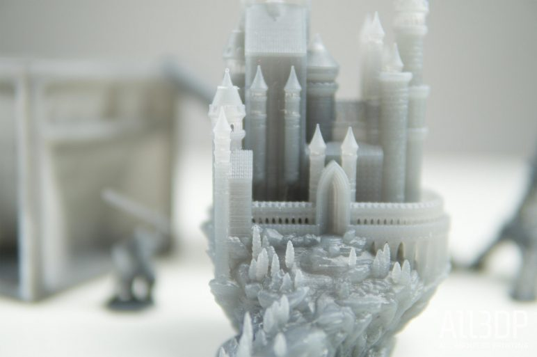 Image of Peopoly Moai Review: More Printing