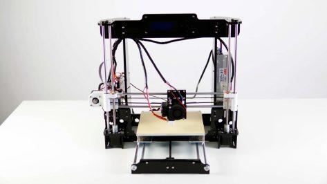 Featured image of Anet A8 im Test – Der beliebteste 3D-Drucker 2018
