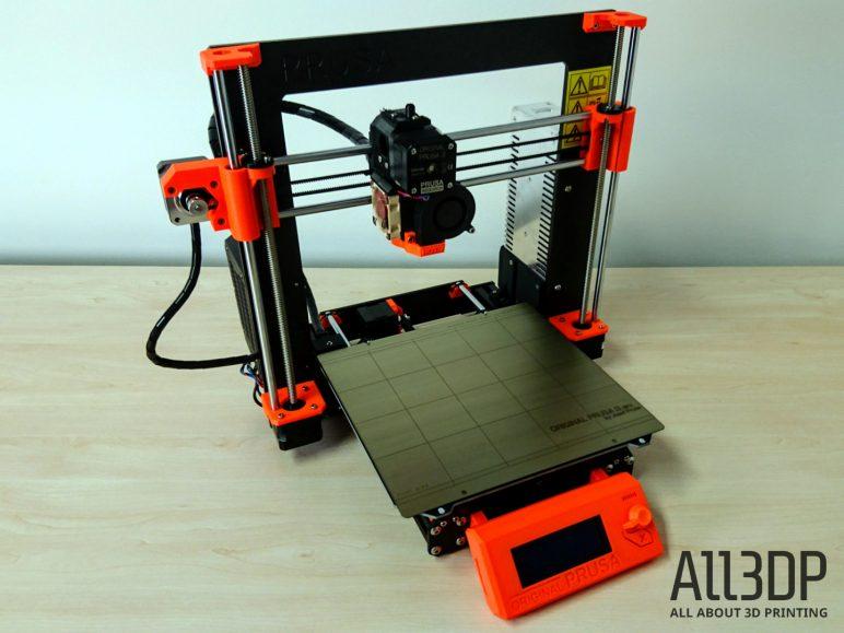 Image of Avis et test de l'Original Prusa i3 MK3: Assemblage des pièces électroniques